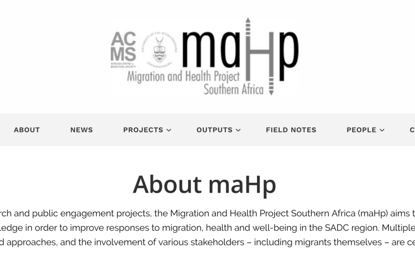 The Migration and Health Project SouthernAfrica