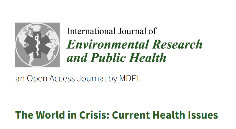 """[Call for papers] Special Issue """"The World in Crisis: Current HealthIssues"""""""