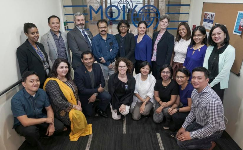 Harnessing Partnerships to Better Map Research Evidence on MigrationHealth